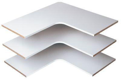 Corner Shelves (3 pack) 30