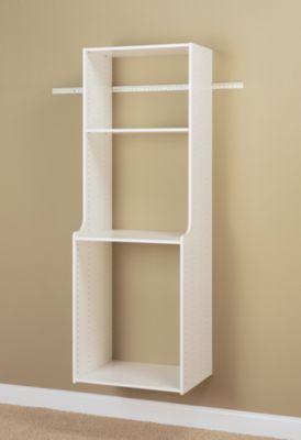 Hanging Hutch Kit - White