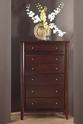 City II 6-Drawer Chest