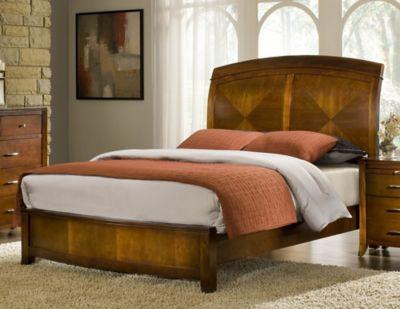 Brighton Sleigh Bed