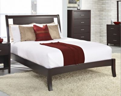 Nevis Low Profile Bed