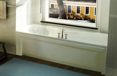 Topaz 7236 Acrylic Bathtub