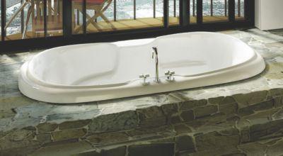 Calla 7242 Acrylic Bathtub