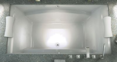 Optik 7236 Acrylic Bathtub