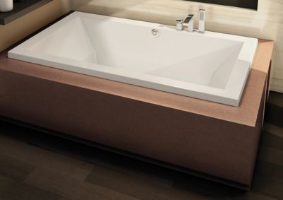 Aiiki 7242 Acrylic Bathtub