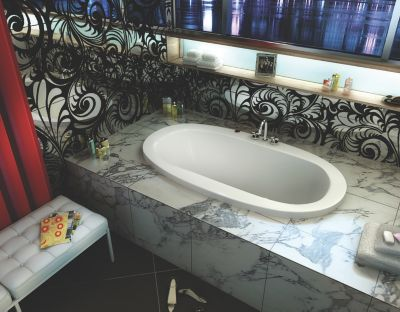 Jazz  6636 Acrylic Bathtub