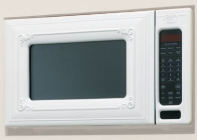 Antique 2.0 Cu. Ft. Microwave