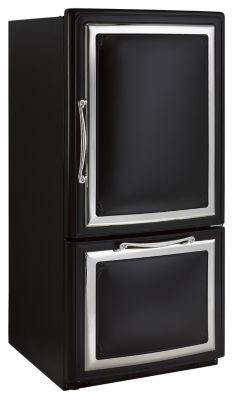 Antique 18.5 Cu. Ft. Bottom-Freezer Refrigerator