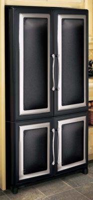 Antique 24.8 Cu. Ft. French Door Refrigerator