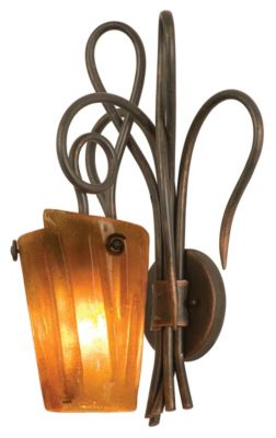Tribecca 1-Light Wall Sconce - Antique Copper