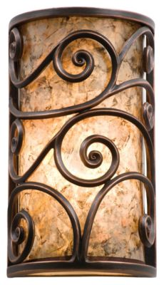 Windsor 1-Light Wall Sconce - Antique Copper