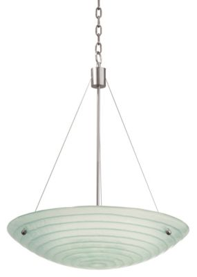 Aqueous 5-Light Pendant - Satin Nickel
