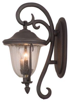 Santa Barbara 4-Light Outdoor Wall Lantern - Textured Matte Black