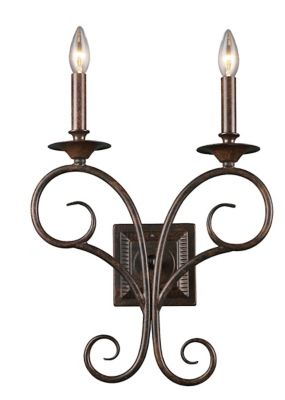 Gloucester 2-Light Wall Sconce