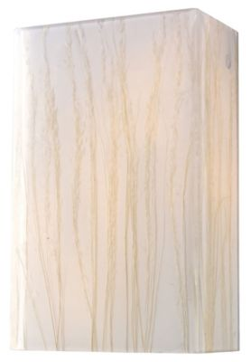 Modern Organics 2-Light Wall Sconce