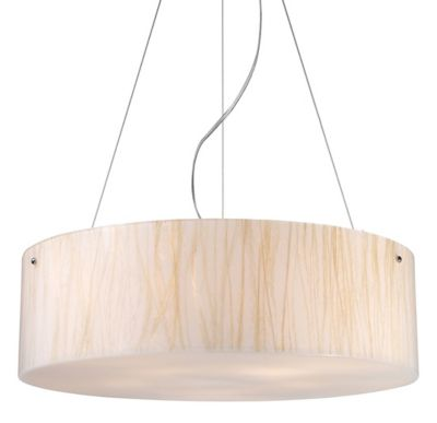Modern Organics 5-Light Pendant
