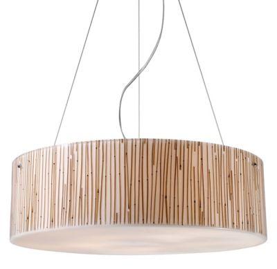 Modern Organics 5-Light Pendant