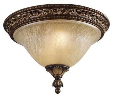 Trump Home™ Regency 2-Light Flush Mount