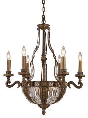 Trump Home™ Millwood 10-Light Chandelier