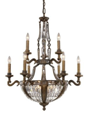 Trump Home™ Millwood 15-Light Chandelier