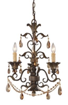 Trump Home™ Rochelle 3-Light Chandelier
