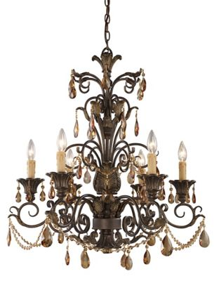 Trump Home™ Rochelle 6-Light Chandelier