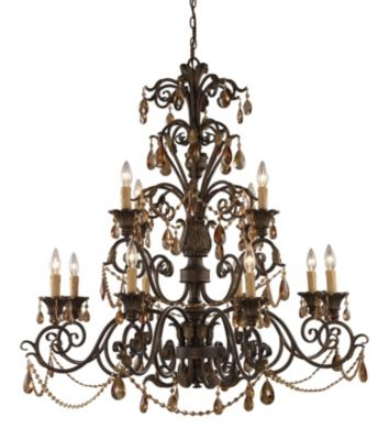 Trump Home™ Rochelle 12-Light Chandelier