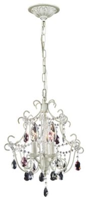 Elise 3-Light Petite Chandelier