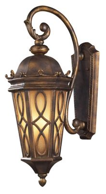 Burlington Junction 3-Light Outdoor Wall Mount