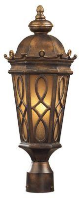 Burlington Junction 2-Light Outdoor Post Lantern