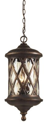 Barrington Gate 3-Light Outdoor Pendant