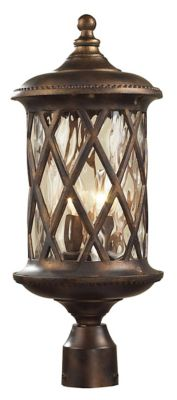 Barrington Gate 2-Light Outdoor Post Lantern