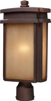 Sedona 1-Light Outdoor Post Lantern