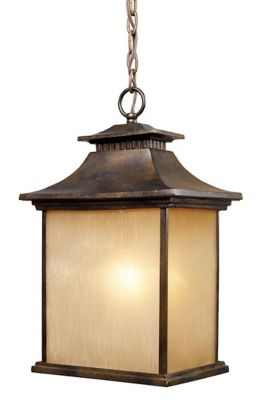 San Gabriel 1-Light Outdoor Pendant
