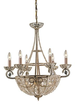 Elizabethan 10-Light Chandelier