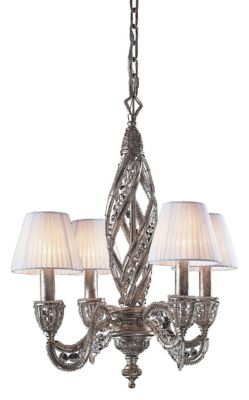 Renaissance 4-Light Chandelier