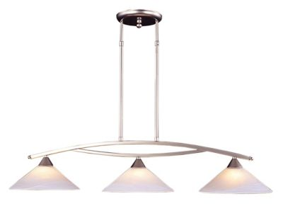 Elysburg 3-Light Island Pendant
