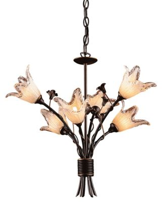Fioritura 6-Light Chandelier
