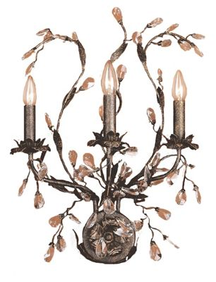 Circeo 3-Light Wall Sconce