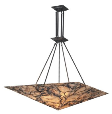 Imperial Granite 9-Light Pendant