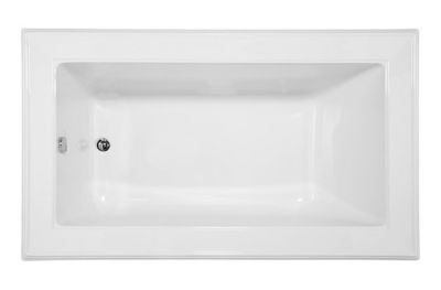Angel 7242 - Available in 4 Systems (Soaker, Air, Whirlpool, Combo System) - Including Free Drain & Free Shipping to the Club