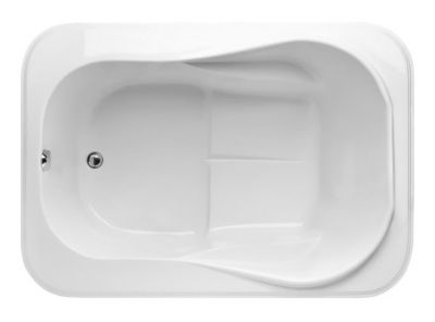 Cassi 6042 - Available in 4 Systems (Soaker, Air, Whirlpool, Combo System) - Including Free Drain & Free Shipping to the Club