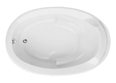 Deanna 6040 Oval - Available in 4 Systems (Soaker, Air, Whirlpool, Combo System) - Including Free Drain & Free Shipping to the Club