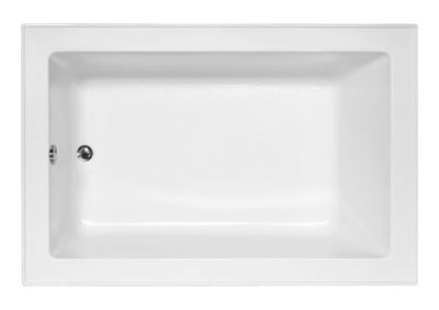 Emma 6642 - Available in 4 Systems (Soaker, Air, Whirlpool, Combo System) - Including Free Drain & Free Shipping to the Club