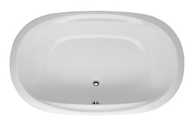 Galaxie 6638 Oval - Available in 4 Systems (Soaker, Air, Whirlpool, Combo System) - Including Free Drain & Free Shipping to the Club