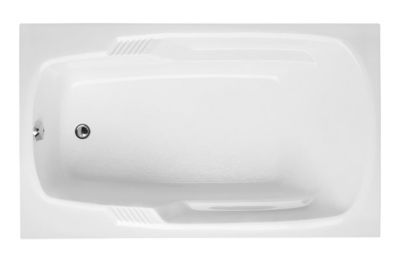 Isabella 6036 - Available in 4 Systems (Soaker, Air, Whirlpool, Combo System) - Including Free Drain & Free Shipping to the Club