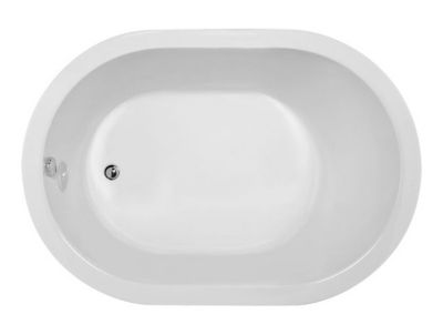 Malia 6032 Oval - Available in 4 Systems (Soaker, Air, Whirlpool, Combo System) - Including Free Drain & Free Shipping to the Club