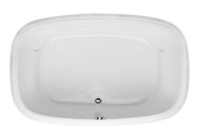 Sylvia 6038 - Available in 4 Systems (Soaker, Air, Whirlpool, Combo System) - Including Free Drain & Free Shipping to the Club