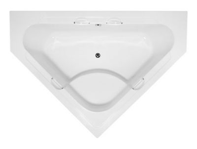 Whitney 6262 Corner - Available in 4 Systems (Soaker, Air, Whirlpool, Combo System) - Including Free Drain & Free Shipping to the Club