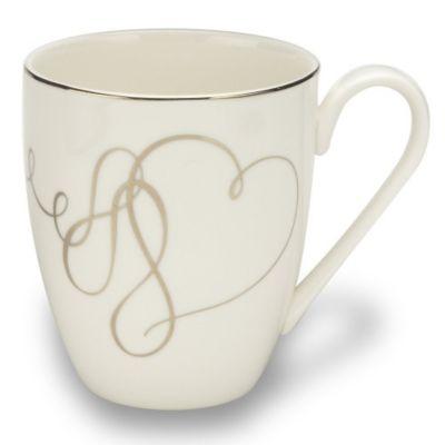 Mikasa® Love Story 13 oz. Heart Mug